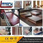 Wholesale vacuum laminator machine pvc door membrane press machine pvc door making machine from china suppliers