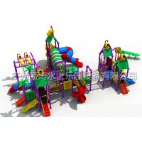Wholesale Water Play Equipment Children Water Slide For Water Amusement Park from china suppliers