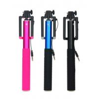 Wholesale wired Selfie stick  (Aluminium Alloy) from china suppliers