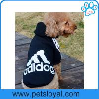 Buy cheap Factory Wholesale Pet Supply Product Cheap Dog Clothes Large Pet Dog Coat Dog Clothes from wholesalers