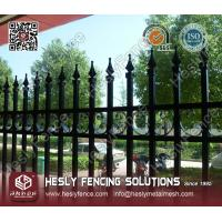 Wholesale Decorative Metal Railing Fence from china suppliers