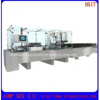 Wholesale ALU/ALU film automatic suppository shell forming and filling sealing machine from china suppliers