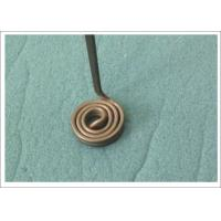 Quality Mini Coiled Heating Elements Type J Thermocouple Wire For Food Making Machinery for sale