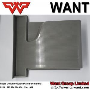 China Photocopier Parts Factory Minolta paper delivery plate for Minolta copier machine 224 227 284 364 454 554 654 on sale