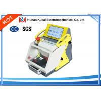 Buy cheap High Security Tubular Key Cutting Machine Copying House Keys With Decoder from wholesalers