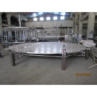Wholesale Maintenance Light Weight Scaffolding / Aluminum Tower Scaffold from china suppliers