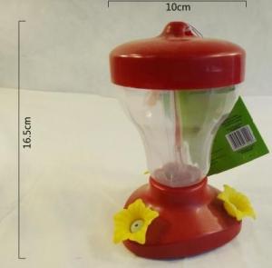 Quality Plastic cage bird feeder / humming bird feeder/ plastic bird feeder for sale