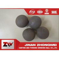 Wholesale B2 75Mncr B3 Grinding Steel Balls / Steel Grinding Media Casting from china suppliers