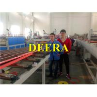 Wholesale Corrugated Roofing Sheet Making Machine , PP Hollow Sheet Extrusion Line from china suppliers