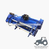 Wholesale EFGCH175 Tractor Mounted Flail Mower with Hammer blade from china suppliers