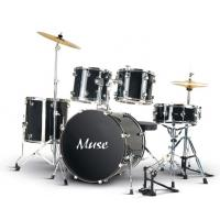 Wholesale Professional Acoustic Muse 5 Piece Adult Drum Set Professional A525Q-702 from china suppliers