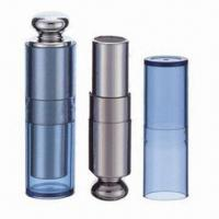 Wholesale Cosmetic Packaging Containers/Cases/Tubes, Lipstick Tubes, Sized 22.5 x 78mm from china suppliers