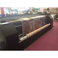 Wholesale Digital Printing On Fabric Sublimation Printing Machine Dual CMYK For Feather Flag from china suppliers