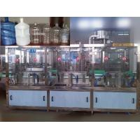 Wholesale Rotary / Linear Automatic Water Filling Machinery With Round / Square Bottle from china suppliers