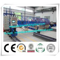 Wholesale CNC H Beam Production Line Plasma And Flame Cutting Machine with numerical control system from china suppliers