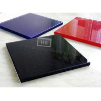Wholesale 8MM shining tempered glass as decoration glass from china suppliers