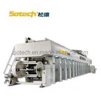 Wholesale Electronic Line Shaft High Speed Rotogravure Print Machine (SAY1000D) from china suppliers