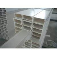 Wholesale White Grey PVC Electrical Cable Tray Lvd For Wiring Wire Duct from china suppliers