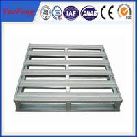 Wholesale China manufacture warehouse aluminum pallet for sale/aluminum pallet/euro pallets for sale from china suppliers