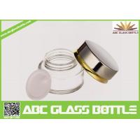 Wholesale Hot Sale 20ml Colored Glass Bottles Sale, Skin Care Cream Clear Glass Bottle from china suppliers