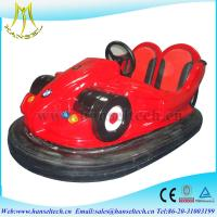Wholesale Hansel theme park equipment electronic games machines buy bumper cars from china suppliers
