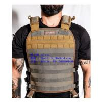 Buy cheap 0.6mm Coyote Brown Hypalon Fabric for Military Police Vest from wholesalers