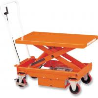 Buy cheap Lift table electric lift platform with economic specification from wholesalers