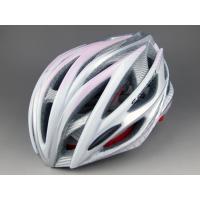 Wholesale 54 CM Urban Pink Adult Bicycle Helmet Girls 30 Vent Holes For Head Safety from china suppliers