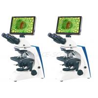 Wholesale Biological Digital LCD Screen Microscope 1600X With Android OS System from china suppliers