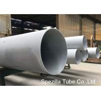 Wholesale Large Diameter Stainless Steel Welded Pipe 304 / 316L Stainless Steel Tube Welding from china suppliers