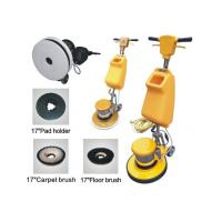Wholesale 50HZ Manual Floor Cleaning Machine For Carpet / Terrazzo / Granite from china suppliers