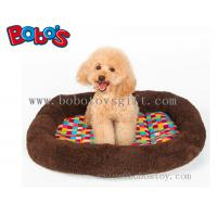 Wholesale China Factory Made Plush Pet Mat Pet Bed For Dog Cat Puppy from china suppliers