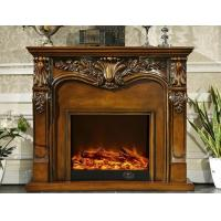 Wholesale 1.5m Villa Luxury Modern Electric Fireplace With Remote Control from china suppliers