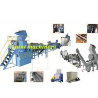 Wholesale Fully Automatic 380V PET Recycling Machine / Plastic Recycling Equipment from china suppliers