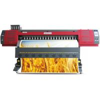 Wholesale 1.8M Heavy Duty Eco Solvent Printer With Epson 5113 / Ricoh Gen5 Head from china suppliers