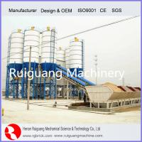 Wholesale double shaft concrete mixing plant 2HZS90 concrete batching plant from china suppliers