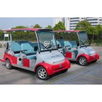 Wholesale Comfortable 6 Seater Electric Car Sightseeing Bus With Fibreglass Bodywork from china suppliers