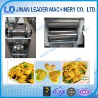 Wholesale Fried wheat flour snack Processing Machine food processing and packaging machine from china suppliers