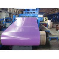 Wholesale Building Colour Cold Rolled Coil Steel Enery Saving 600 - 1250 MM Width G350 G550 from china suppliers