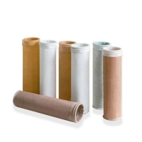 Wholesale Customized Singeing High Temperature Aramid PPS Dust Collector Filter Bag from china suppliers