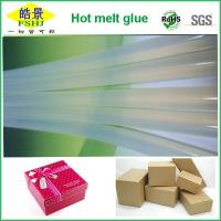 Wholesale High Clear EVA Hot Melt Glue Sticks Anti - yellowing Hot Melt Silicon Bar For Packaging Business from china suppliers