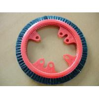 Wholesale Customized Plastic Monforts Stenter Brushes 3 Rows Inner Diameter 7cm from china suppliers