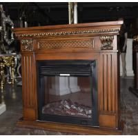 Wholesale RV Bedroom Wood Burning Fireplace / Zero Clearance Fireplace For Indoor from china suppliers