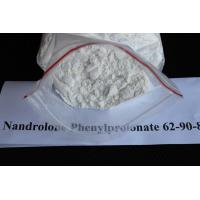 Wholesale Oral Pharmaceutical Steroids Raw Nandrolone Phenylpropionate Testosterone Powder 62-90-8 from china suppliers
