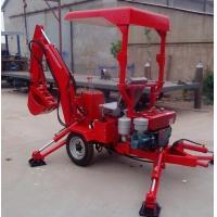 Wholesale 18HP diesel mini excavator towable digger backhoe export from china suppliers