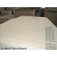 Wholesale Birch Fancy Plywood 1220 x 2440mm from china suppliers