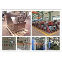 Wholesale Two stage small capacity Mechanical Homogenizer pharmaceutical industry from china suppliers