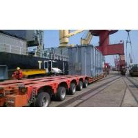 Wholesale hydraulic platform trailer to carry voltage transformer from china suppliers