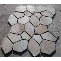 Wholesale Slate Mesh Paving Stone (DX-C) from china suppliers