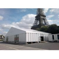 Wholesale 30m Clear Span Rustless Outdoor Warehouse Tent For Industrial Storage from china suppliers